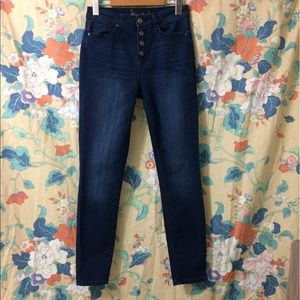 ⭐️3 for $20 | High Rise Button Fly Jeans